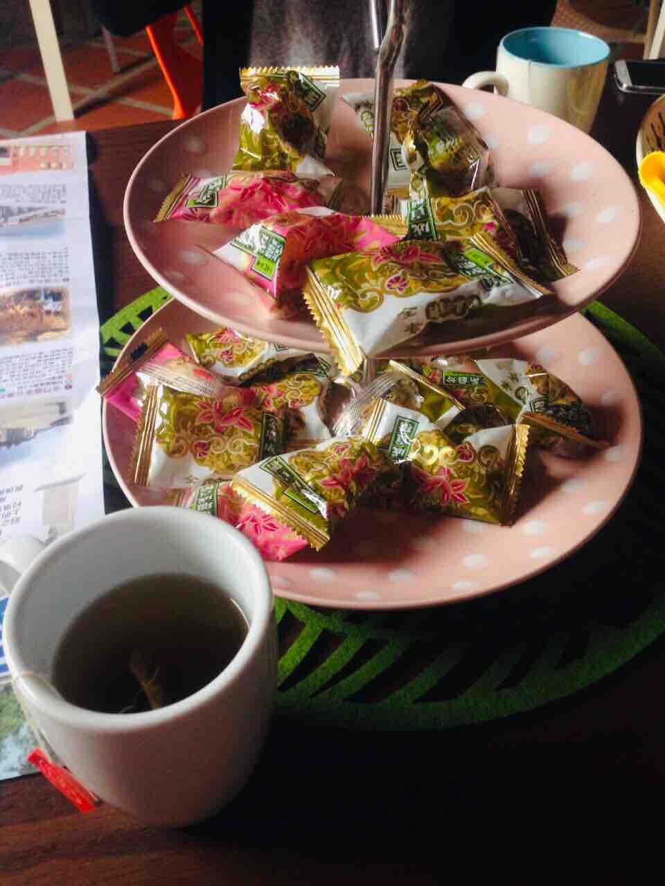台湾菓子 花生酥 金門島