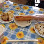 豆漿 油條 蛋餅 台湾朝食