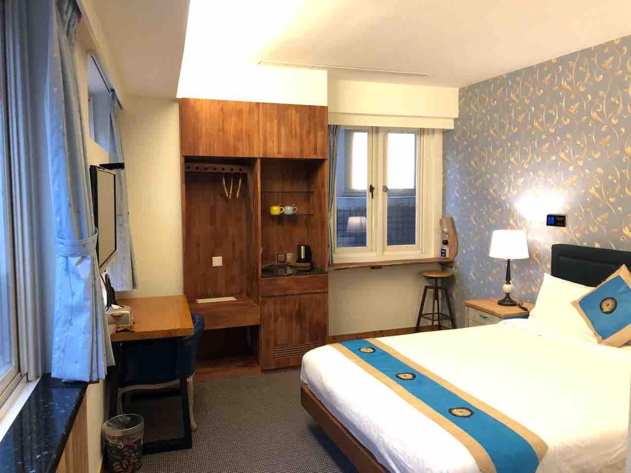 アマンドインホテル 西門町 愛満多客桟
