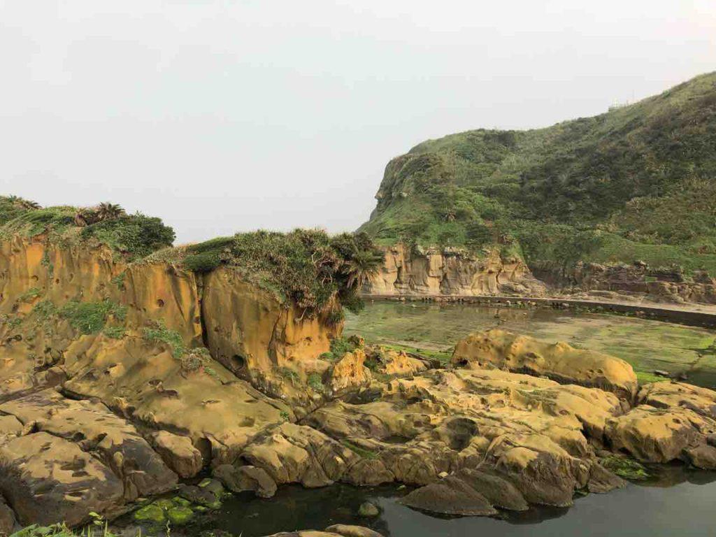 和平島海浜公園 基隆