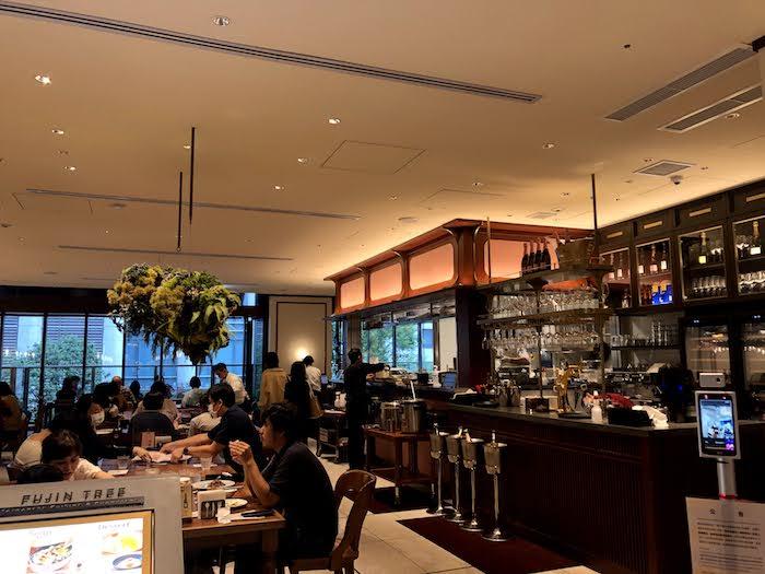 東京の富錦樹台菜香檳(フージンツリー)