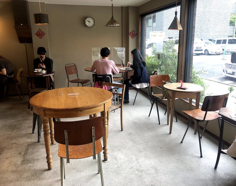 東京豆漿生活 店内